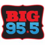 Logo da emissora Radio WEBG Big 95.5 FM