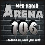 Logo da emissora Web Rádio 106
