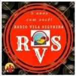 Logo da emissora Rádio Vila Siqueira