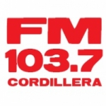 Logo da emissora Radio Cordillera 103.7 FM
