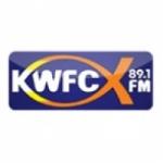 Logo da emissora KWFC 89.1 FM