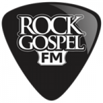 Logo da emissora Rock Gospel FM