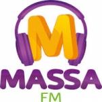 Logo da emissora Rádio Massa Juína