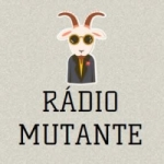 Logo da emissora Rádio Mutante