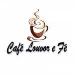 Logo da emissora Café Louvor e Fé