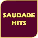 Logo da emissora Rádio Saudade Hits
