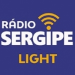 Logo da emissora Radio Sergipe Light