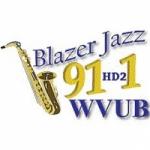 Logo da emissora Radio WVUB HD2 Blazer Jazz 91.1 FM