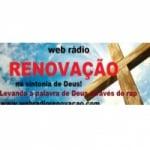Logo da emissora Renovação