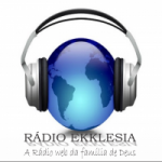 Logo da emissora Rádio Ekklesia