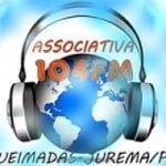 Logo da emissora Rádio Associativa