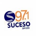 Logo da emissora Radio Suceso 97.1 FM
