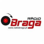 Logo da emissora Rádio Braga Web