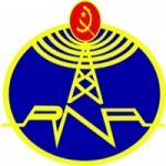 Logo da emissora Radio Moxico 97.2 FM