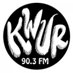 Logo da emissora KWUR 90.3 FM
