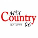 Logo da emissora KWWR 95.7 FM