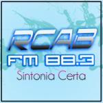 Logo da emissora Radio Cabinda 88.3 FM