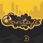 Logo da emissora Santafé Rádio
