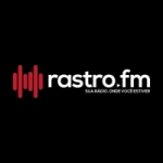 Logo da emissora Rastro FM