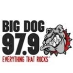 Logo da emissora KXDG 97.9 FM