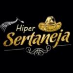 Logo da emissora Rádio Hiper Sertaneja