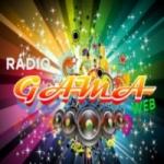 Logo da emissora Rádio Gama Web