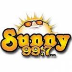 Logo da emissora Radio KXFT Sunny 99.7 FM