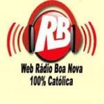 Logo da emissora Rádio Boa Nova de Quixelô