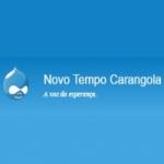 Logo da emissora Novo Tempo Carangola