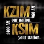 Logo da emissora KZIM 960 AM