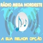Logo da emissora Rádio Mega Nordeste