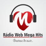 Logo da emissora Mega Hits FM