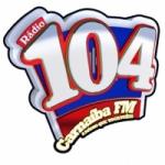 Logo da emissora Rádio Carnaíba
