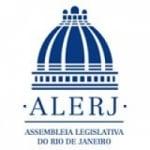 Logo da emissora Rádio Alerj