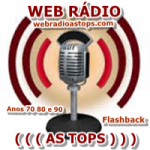 Logo da emissora Web Rádio As Tops