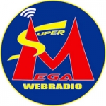 Logo da emissora Super Mega Web Rádio