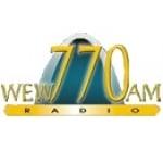 Logo da emissora WEW 770 AM