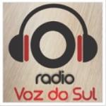 Logo da emissora Rádio Voz do Sul