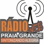 Logo da emissora Rádio Web Praia Grande