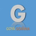 Logo da emissora Rádio Goyá