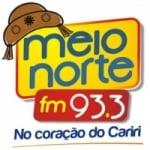 Logo da emissora Rádio Meio Norte 93.3 FM