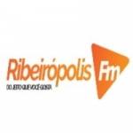 Logo da emissora Ribeirópolis FM