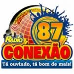 Logo da emissora Rádio Conexão 87