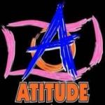 Logo da emissora Atitude FM Patos