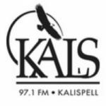 Logo da emissora Radio KALS 97.1 FM