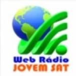 Logo da emissora Jovem Sat Brasil