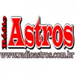 Logo da emissora Rádio Astros