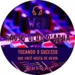 Logo da emissora Rádio Olho D'água