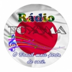 Logo da emissora Rádio Toyama