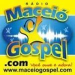 Logo da emissora Rádio Maceió Gospel